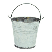 Galvanised Bucket Mini