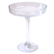 Glass Cake Stand Tall