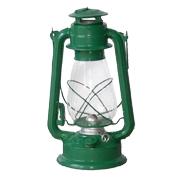 Green Paraffin Lantern