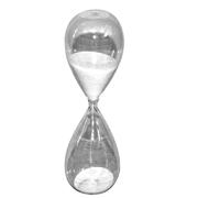 Hourglass White Sand