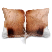 Impala Skin Cushion Cover