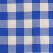 Linen Napkin Blue Gingham
