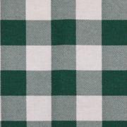 Linen Napkin Green Gingham