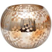 Mercury Fish Bowl Vase