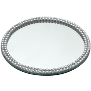 Mirror Deco Plate Large