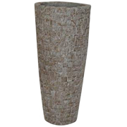 Mosaic Cone Urn
