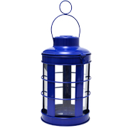 Nautical Lantern Blue