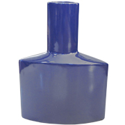 Nube Wide Bottle Cobalt Blue