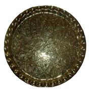 Oriental Brass Tray B