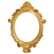 Ornate Mirror B