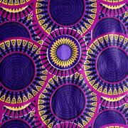 Overlay African Wax M