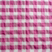Overlay Gingham Pink and White Small