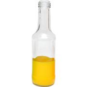 Paint Dipped Bottle Yellow Medium
