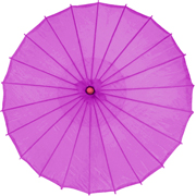Parasol Bright Pink
