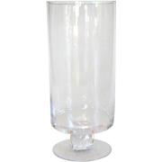 Pedestal Cylinder Vase B