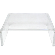 Perspex Riser Clear Small