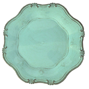 Provencal Under Plate Blue