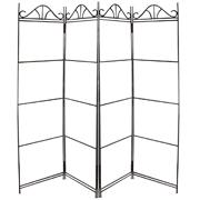 Room Divider Classic Steel Frame