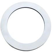 Round Frame White Medium