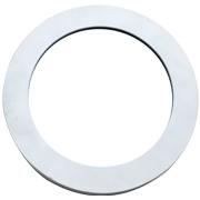 Round Frame White Small
