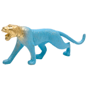 Rubber Animal Cheetah Small