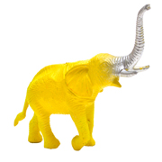 Rubber Animal Elephant Small