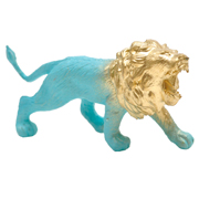 Rubber Animal Lion Small