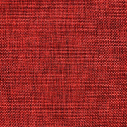 Runner Rough Weave Deep Red