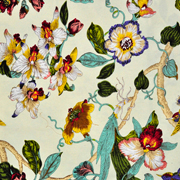 Runner Tropical Birds and Florals