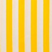 Runner Yellow and White Stripe