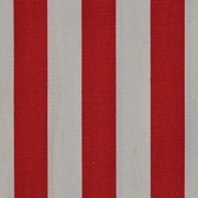 Runner Red and White Stripe