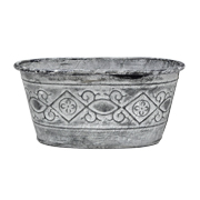 Rustic Ova Planter Medium