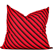 Shweshwe Print Cushion Cover F