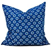 Shweshwe Print Cushion Cover K