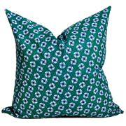 Shweshwe Print Cushion Cover C