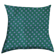 Shweshwe Print Cushion Cover A