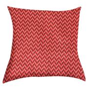 Shweshwe Print Cushion Cover D