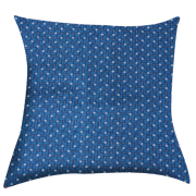 Shweshwe Print Cushion Cover I