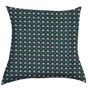 Shweshwe Print Cushion Cover N