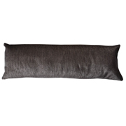 Silver Cushion Cover Extra Long