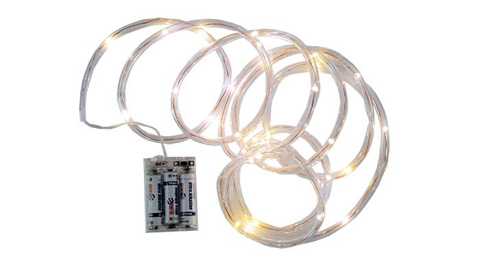 Submersible Fairy Lights Warm Light