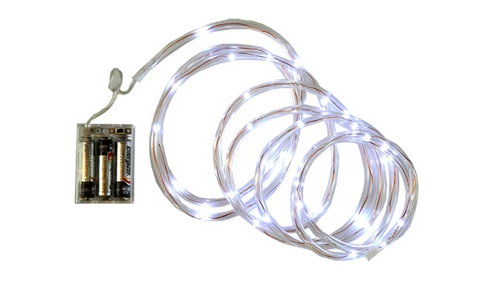 Submersible Fairy Lights White Light
