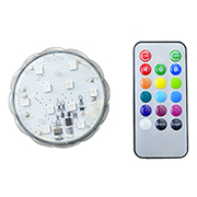 Submersible LED Remote Colour Changing Unit