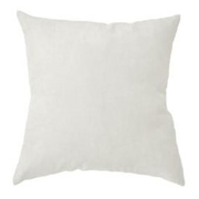 Suede Cushion Cover White