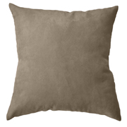 Suede Cushion Cover Big Stone