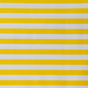Top Cloth fine Stripe Minimat Yellow and White