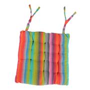 Tuck Cushion Multicolour