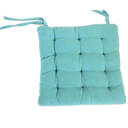 Tuck Cushion Teal