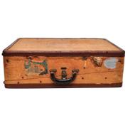 Vintage Suitcase D