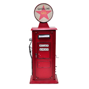 Vintage Petrol Pump Large